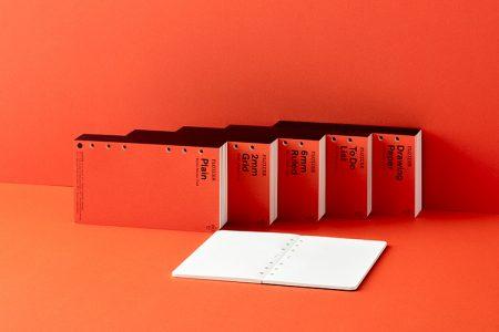 photo: ノートから発想を得た革新的「リフィルメモパッド」