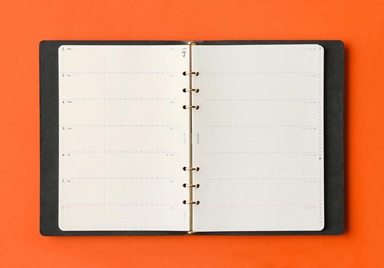 Weekly Schedule 2021