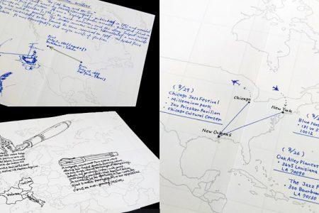 photo: [NEW] 世界の白地図リフィルInstagramキャンペーン開催