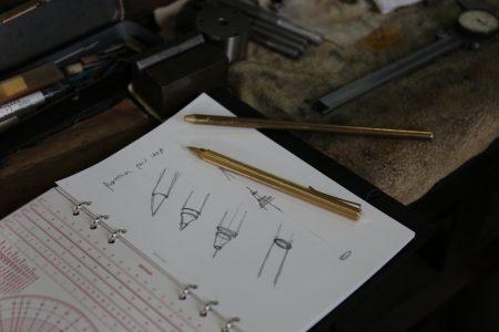 photo: 日本のクラフトマンシップが生み出したPLOTTERのペン